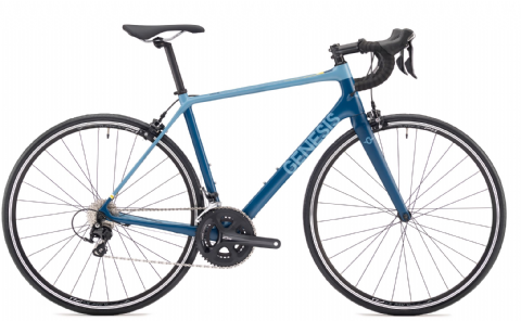 Genesis Zeal 20 Women's Road Bike Blue 2018
